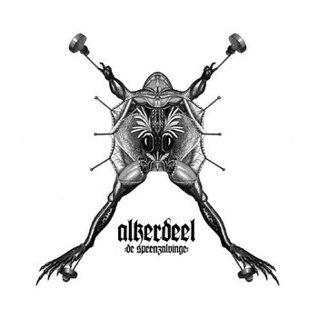 Alkerdeel De Speenzalvinge alternatieve cover