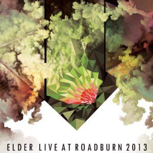 elder live at roadburn 2013 cover