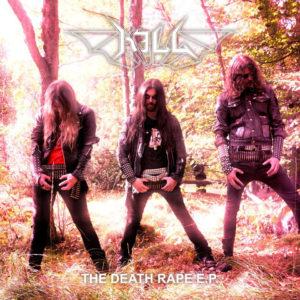 kill the death rape ep cover