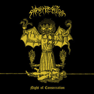 pyriphlegethon night of consecration cover