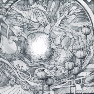 The Devil's Blood - III- Tabula Rasa or Death and the Seven Pillars
