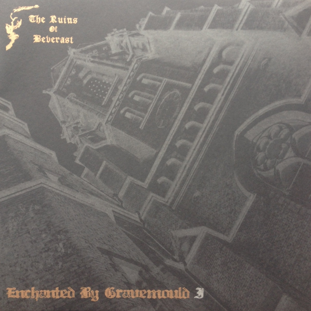 The Ruins Of Beverast Enchanted By Gravemould Lp