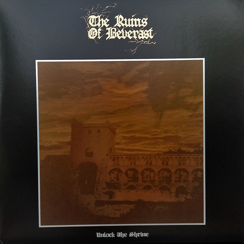 The Ruins Of Beverast Unlock The Shrine 2lp Babylon